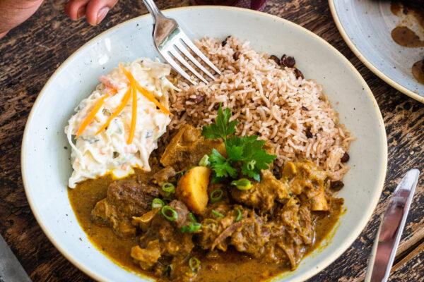 E17 Curry Goat 1